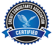 Certified Credit Consultant Association Badge